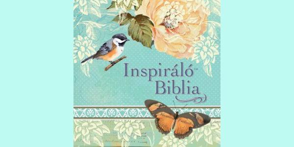 Inspiráló Biblia díszkiadás