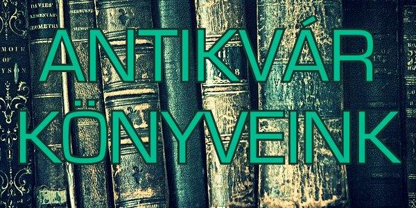 Antikvár keresztyén könyvek
