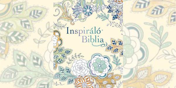 Inspiráló Biblia sima kiadás