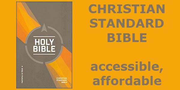 Christian Standard Bible