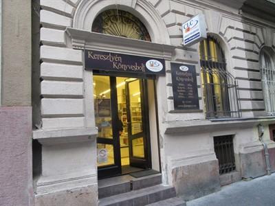 CLC Keresztyén Könyvesbolt Budapest