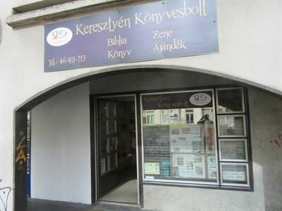 CLC Keresztyén Könyvesbolt Miskolc
