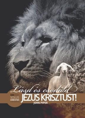 Lásd és csodáld Jézus Krisztust! (Papír)