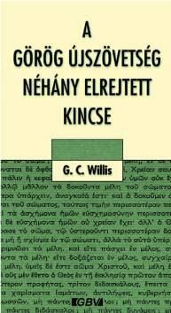 A görög Újszövetség néhány elrejtett kincse (Papír)