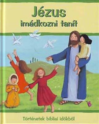 Jézus imádkozni tanít (Papír)