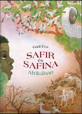 Safir és Safrina Afrikában (Papír)