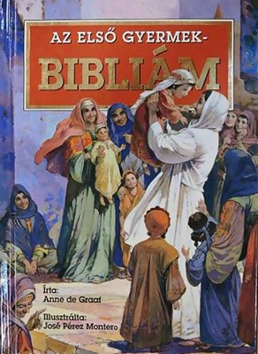 Az első gyermekbibliám (papír)