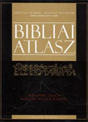 Bibliai atlasz (kemény)