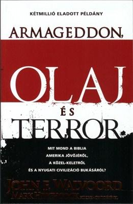Armageddon, olaj és terror (Papír)