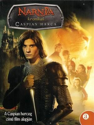 Narnia krónikái - Caspian harca (Papír)