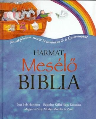 Mesélő Biblia (Keménytáblás)
