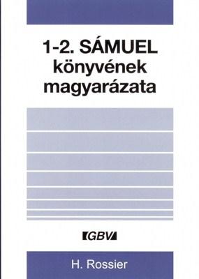 1-2. Sámuel könyvének magyarázata (Papír)