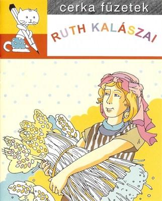 Ruth kalászai (Papír)