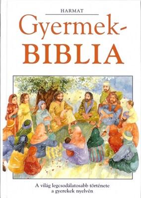 Gyermekbiblia (Keménytáblás)