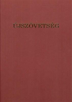 Újszövetség Csia Lajos fordításában (Papír)