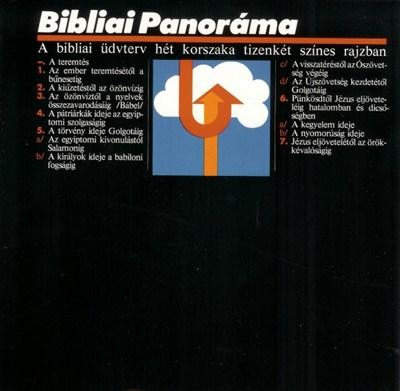 Bibliai panoráma (füzet)