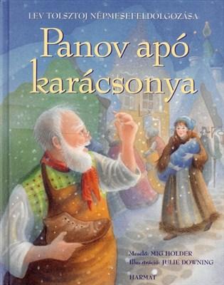 Panov apó karácsonya (Keménytáblás)