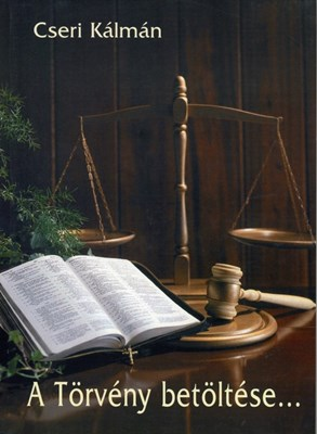A Törvény betöltése... (Papír)