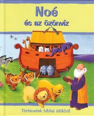 Noé és az özönvíz (Keménytáblás)