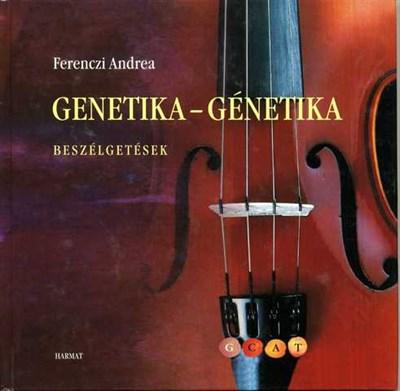 Genetika - génetika (Keménytáblás)