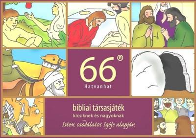 66 bibliai társasjáték (Egyéb)