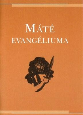 Máté evangéliuma (új ford.) (füzet)
