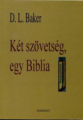 Két szövetség, egy Biblia (Papír)