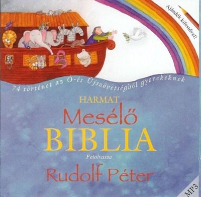 Mesélő Biblia Hangoskönyv [CD]