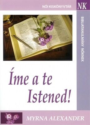 Íme a te Istened! (papír)