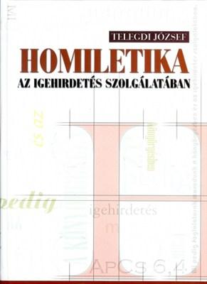 Homiletika (keménytáblás)