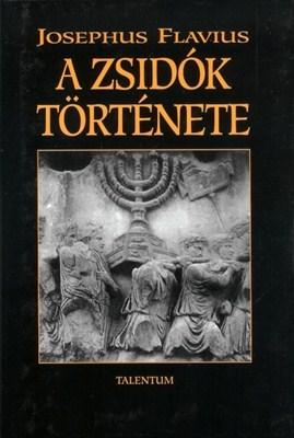A zsidók története (keménytáblás)
