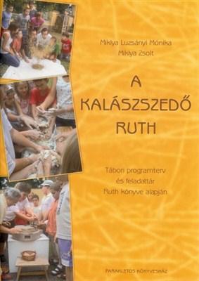 A kalászszedő Ruth (papír)