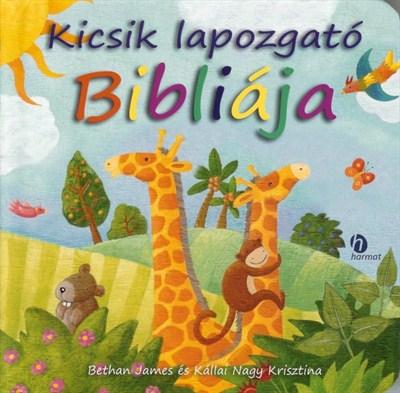 Kicsik lapozgató Bibliája (keménytáblás)