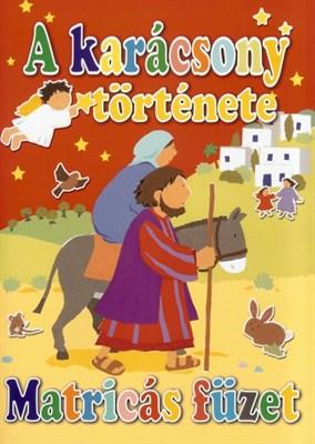 A karácsony története (füzet)