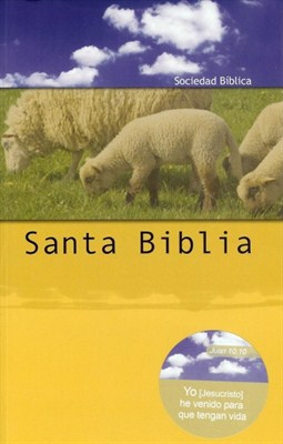 Spanyol Biblia Reina Valera Versión (papír)