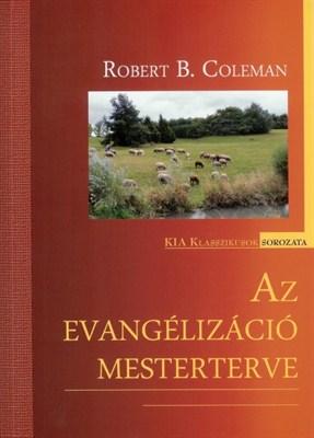 Az evangélizáció mesterterve (papír)