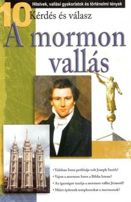 A mormon vallás (Leporelló)