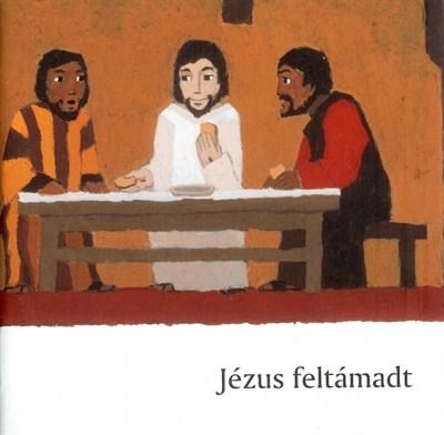 Jézus feltámadt (papír)