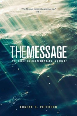 Angol Biblia The Message: The Bible in Contemporary Language PB