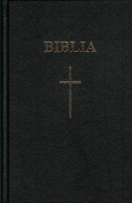 Román Biblia Cornilescu fekete Jézus szavai piros betűvel (Kemény)