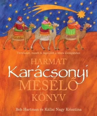 Karácsonyi mesélő könyv (keménytáblás)