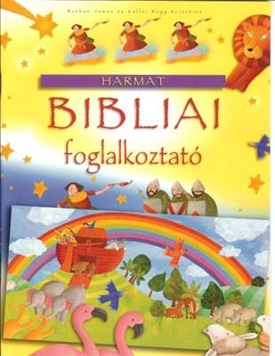 Bibliai foglalkoztató (Papír)