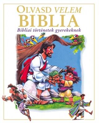 Olvasd velem Biblia (kemény)