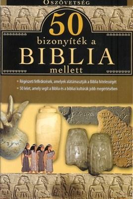 50 bizonyíték a Biblia mellett - Ószövetség (papír)