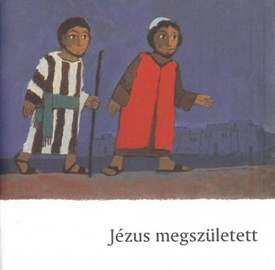 Jézus megszületett (füzet)