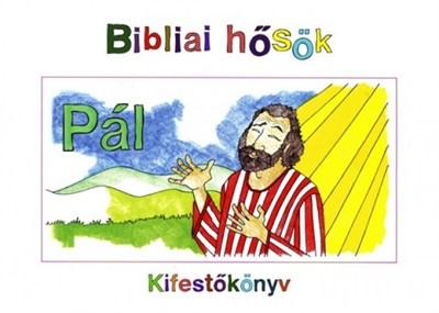 Pál - kifestőkönyv (Füzet)