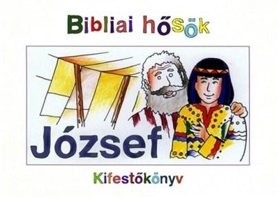 József - színező (Papír)