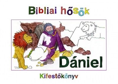 Dániel - színező (Papír)