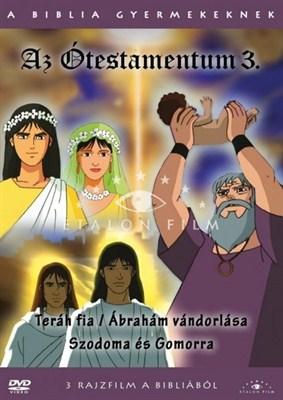 A Biblia gyermekeknek - Az Ótestamentum 3.