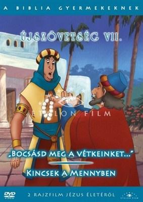 A Biblia gyermekeknek - Újszövetség 7.